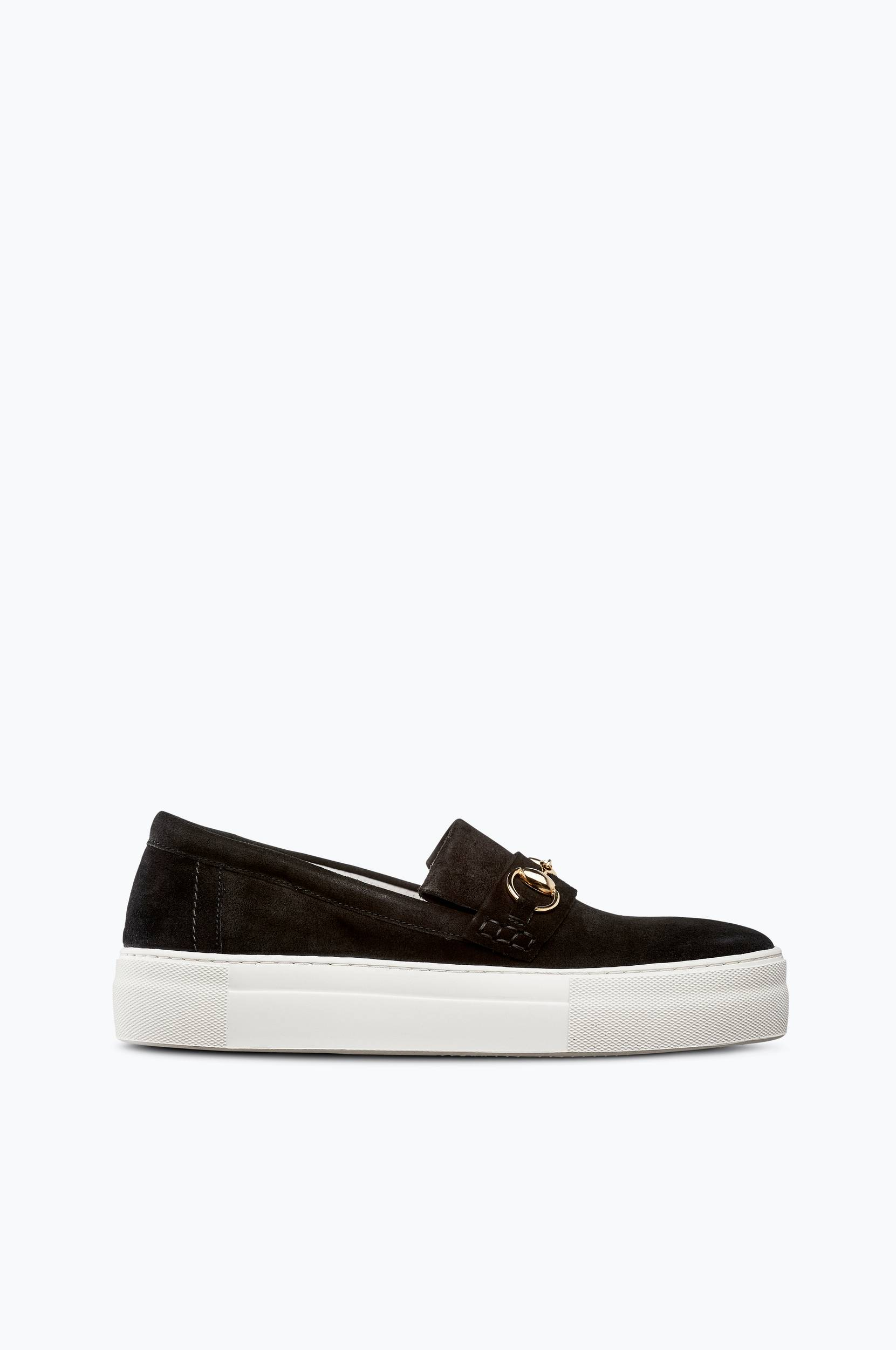 Sneakers slip-on billi bi Sneakers til Kvinder i Sort