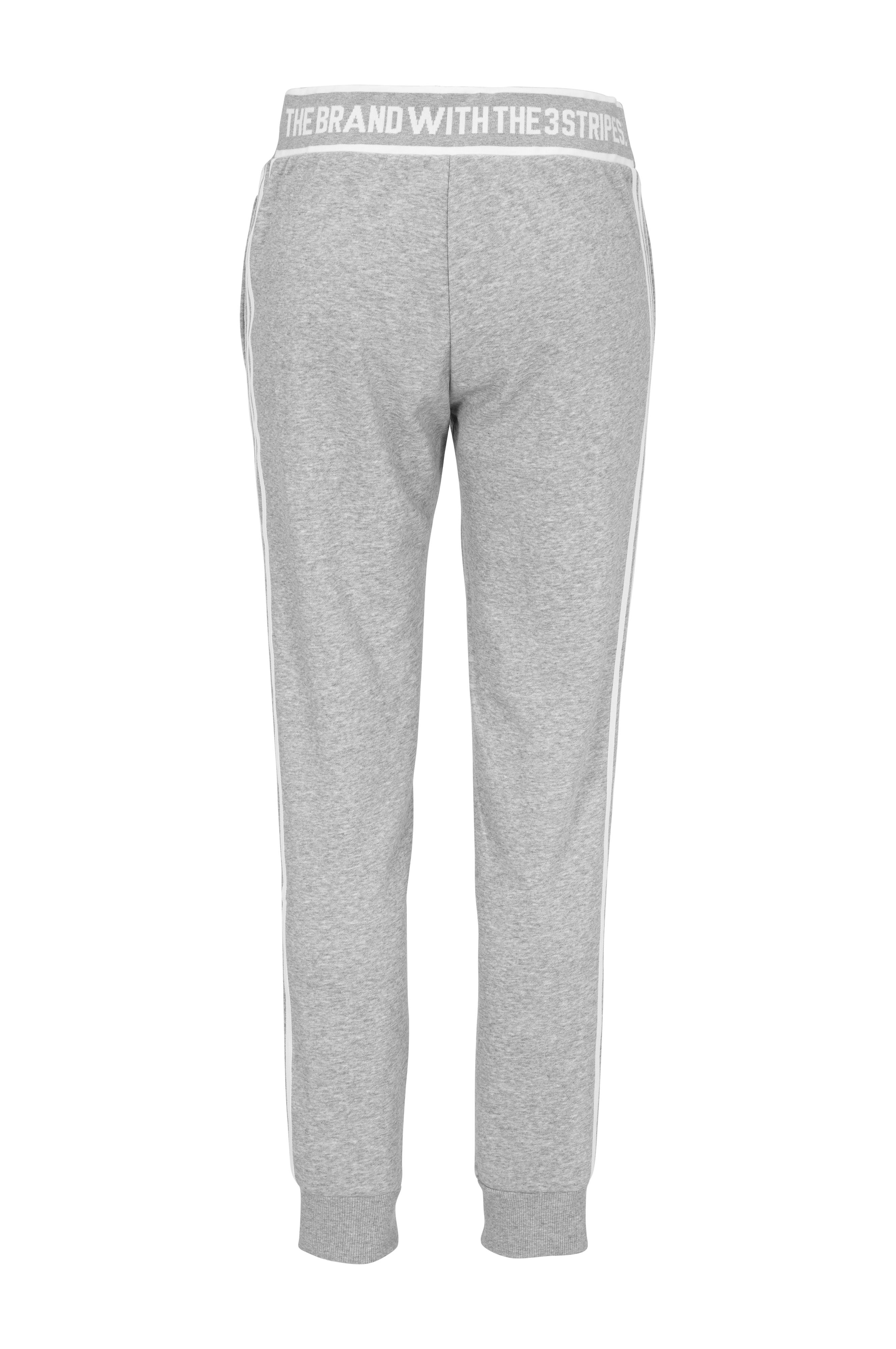 adidas Originals Sweatshirtbyxor Regular TP Cuf Grå Herr