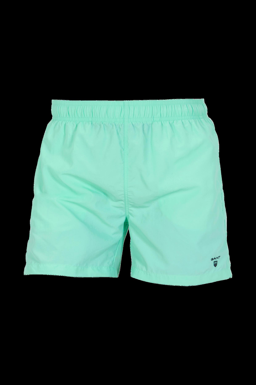 Badshorts Classic Swim Shorts Gant Badetøj til Mænd i Grøn/opal green