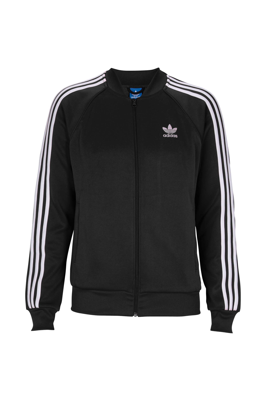 WCT-jakke SST TT adidas Overtøj til Mænd i Sort