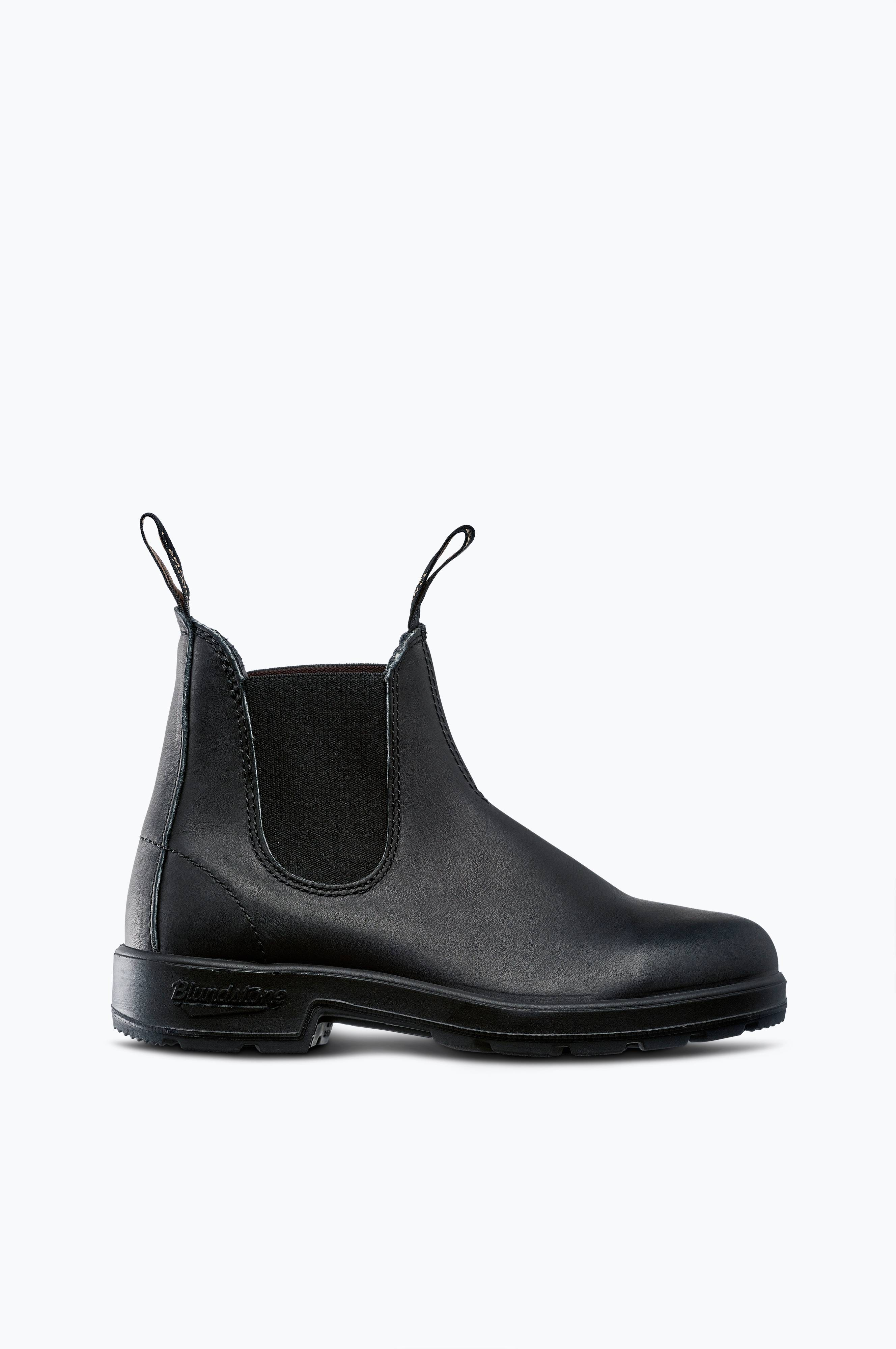 Lækker Blundstone Chelsea-boots Classic 500 - Sort - Herre - Ellos.dk XY-89