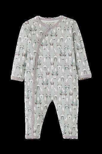 Pyjama, jossa painettu kuvio
