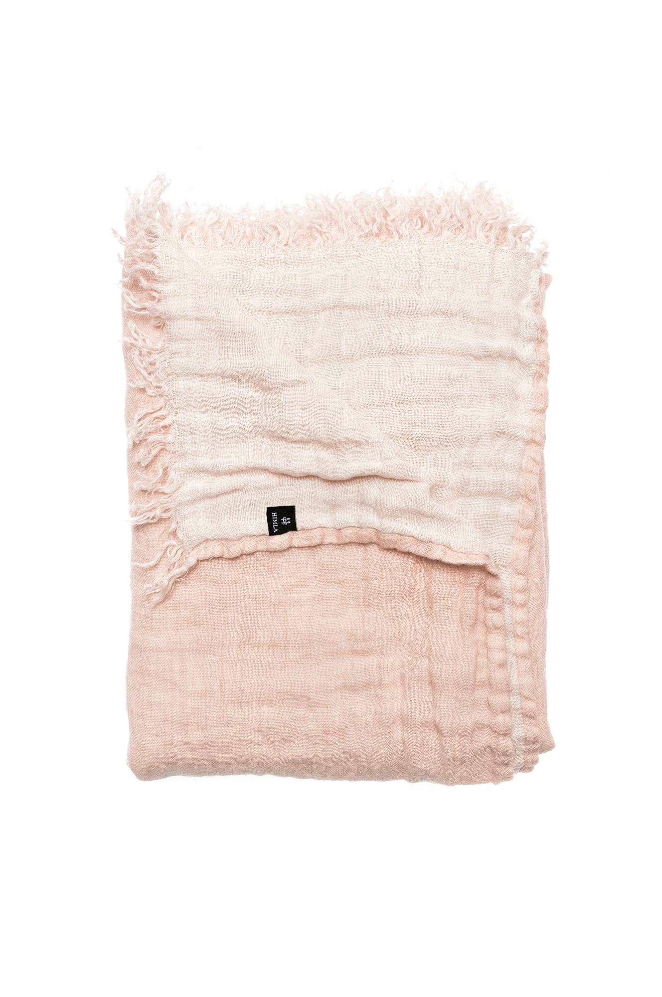 Hannelin-torkkupeitto pestyä pellavaa, 130x170 cm