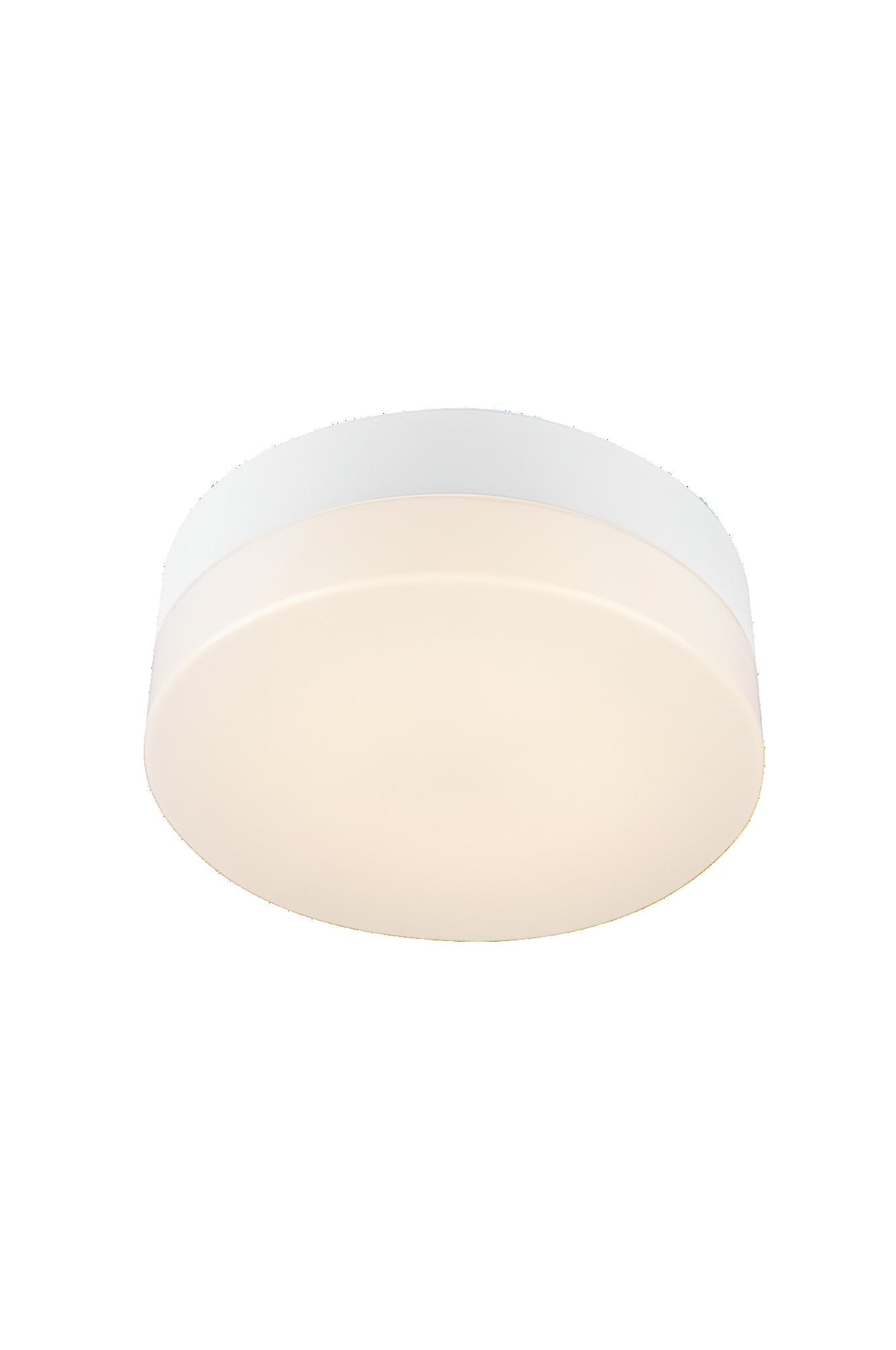 Loftplafond Deman 28 til badeværelse Markslöjd Loftlamper til Boligen i Hvid