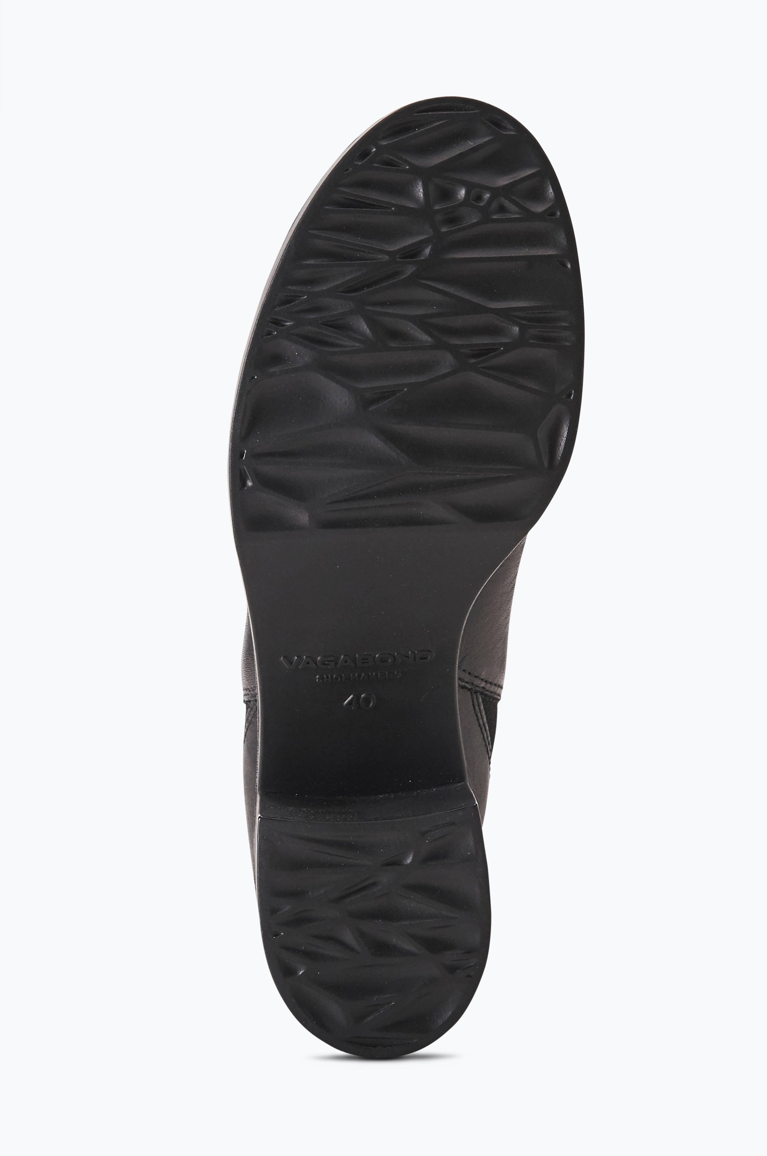 Vagabond Støvler Tilda med elastisk skaft Sort Dame