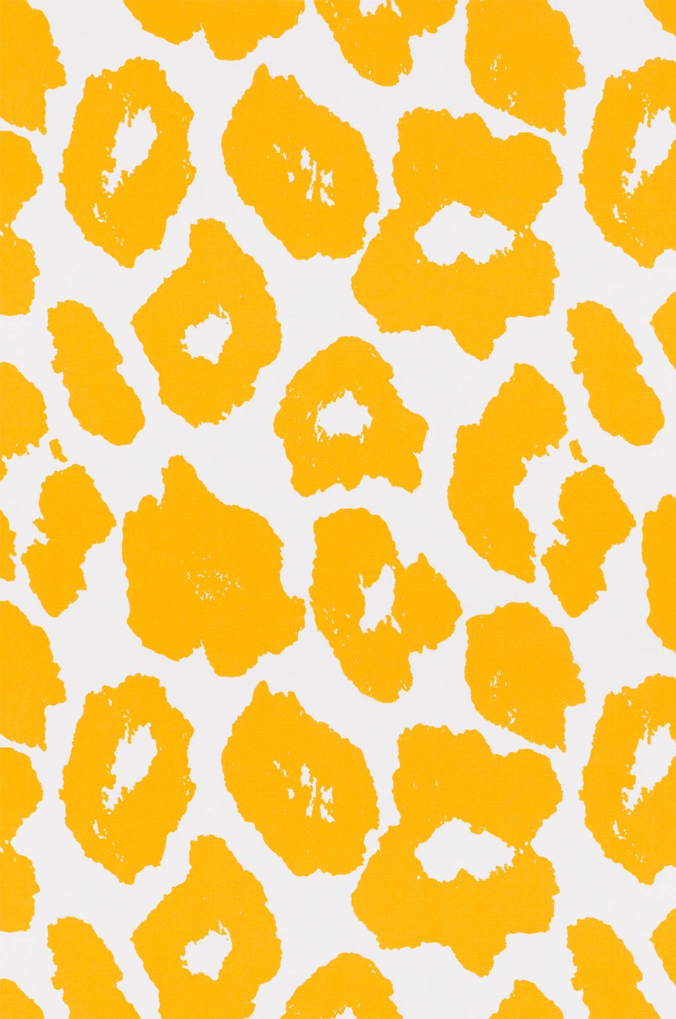 Cleo-kangas, keltainen
