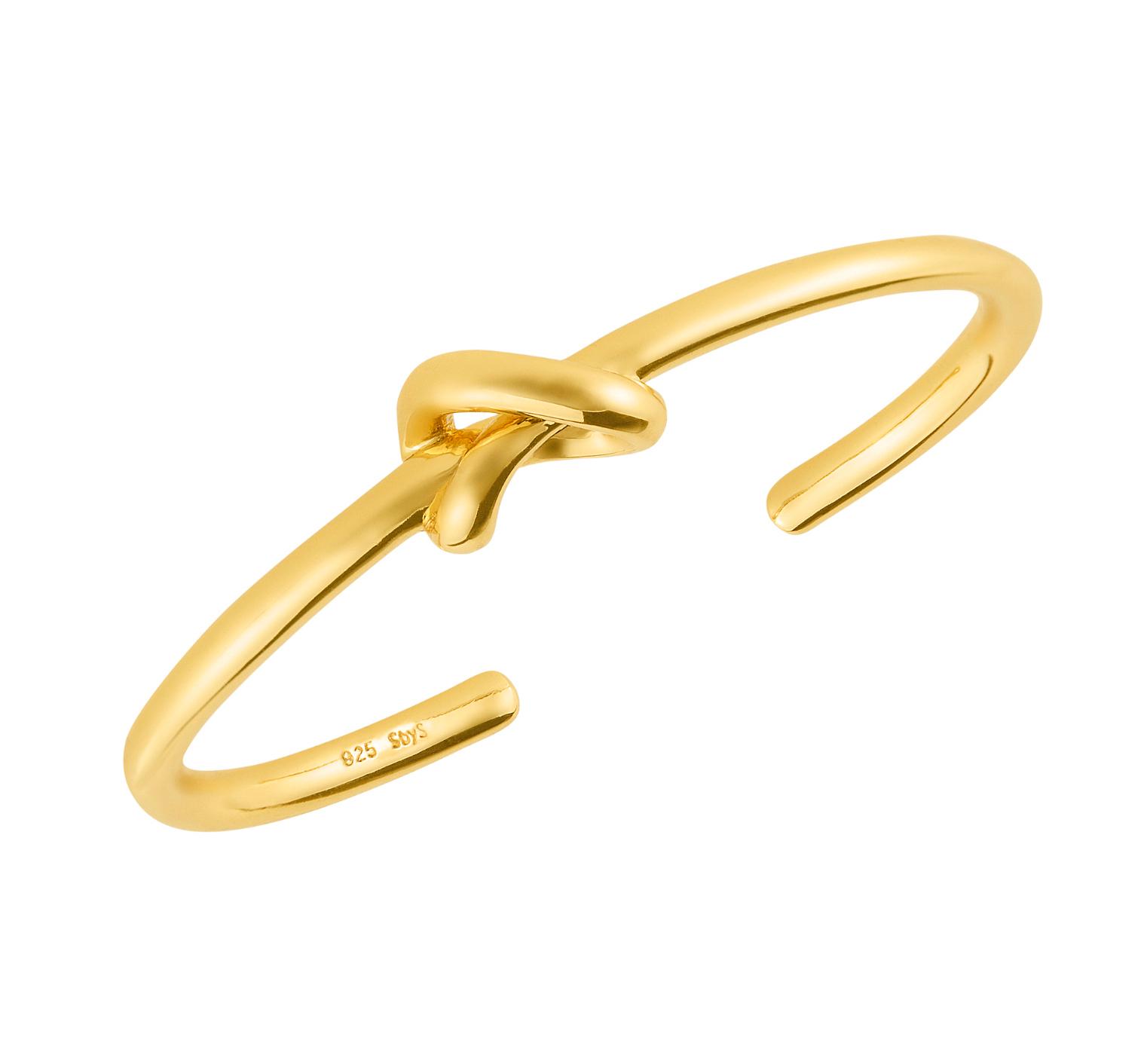 Knot Cuff -rannekoru