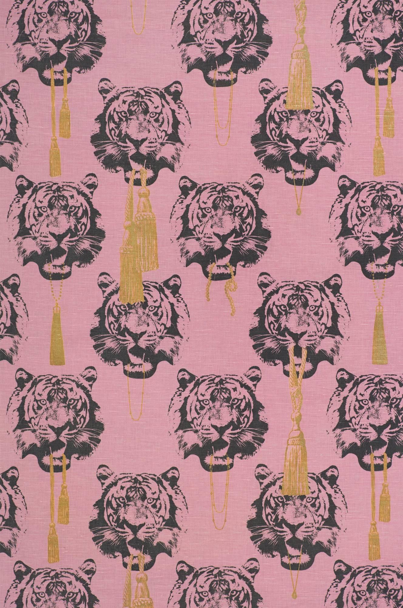 Coco Tiger -kangas/m