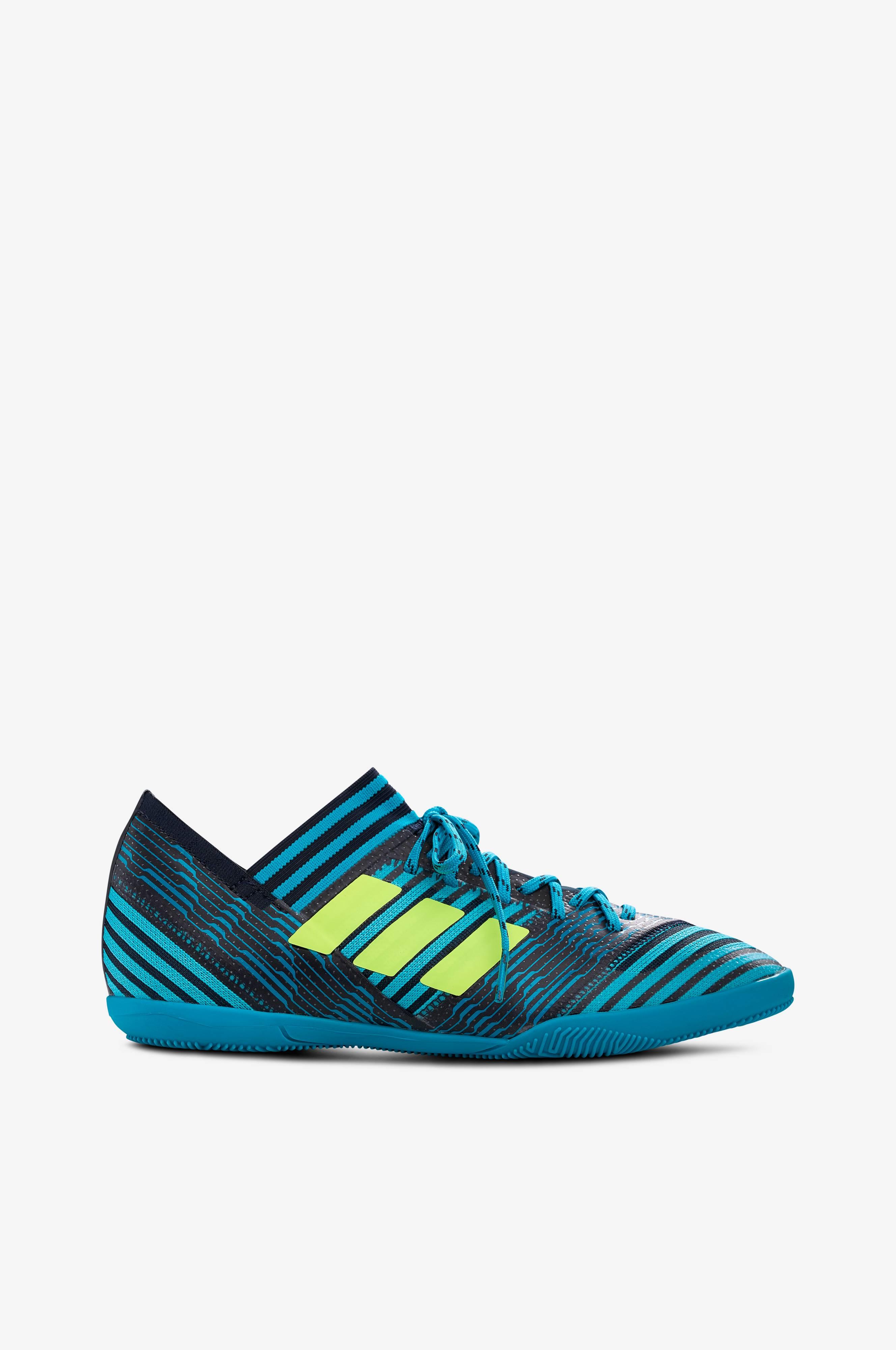 adidas Sport Performance Fotbollsskor Nemeziz för inomhusfotboll - Blå -  Barn - Ellos.se 41abbe8bb33ae