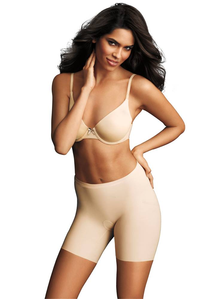 Thigh Slimmer Sleek Smoothers -trikoot