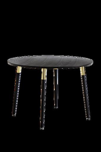 Carl-ruokapöytä, halkaisija 110 cm