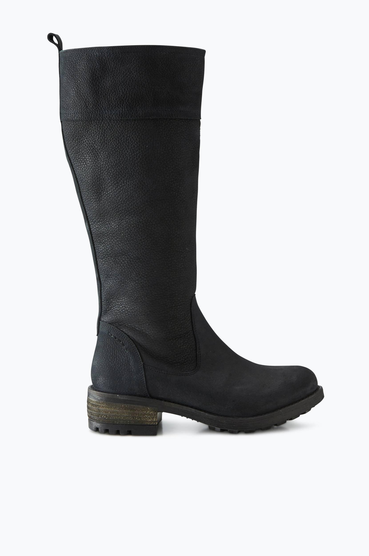 Støvler Sarah varmforet Ellos Støvler til Kvinder i Sort