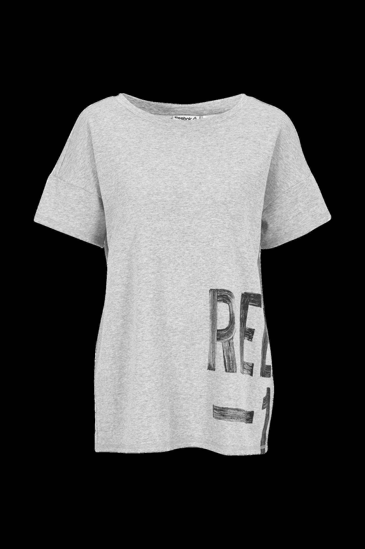 Sweatshirttop Faves S7S Shirt Reebok Sweatshirts & hoodies til Kvinder i Gråmeleret