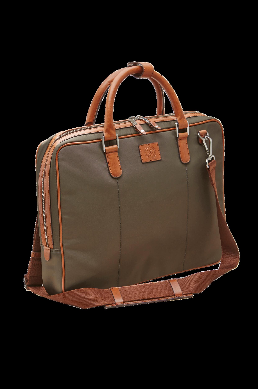 Taske Storuman Saddler Tasker & kufferter til Mænd i Grønbrun