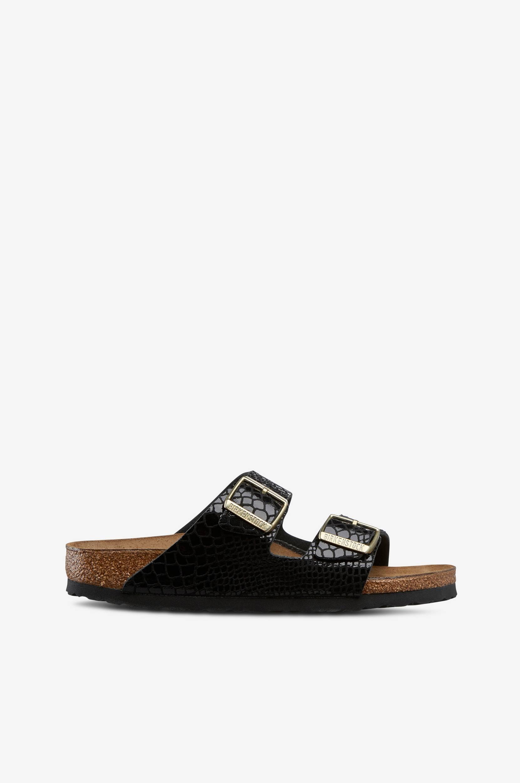 Krokokuvioiset Arizona-sandaalit