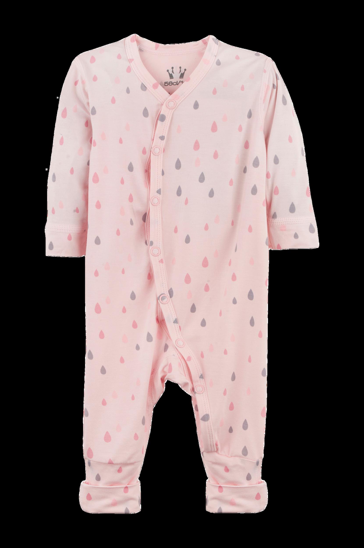 Kuviollinen, pitkähihainen pyjama