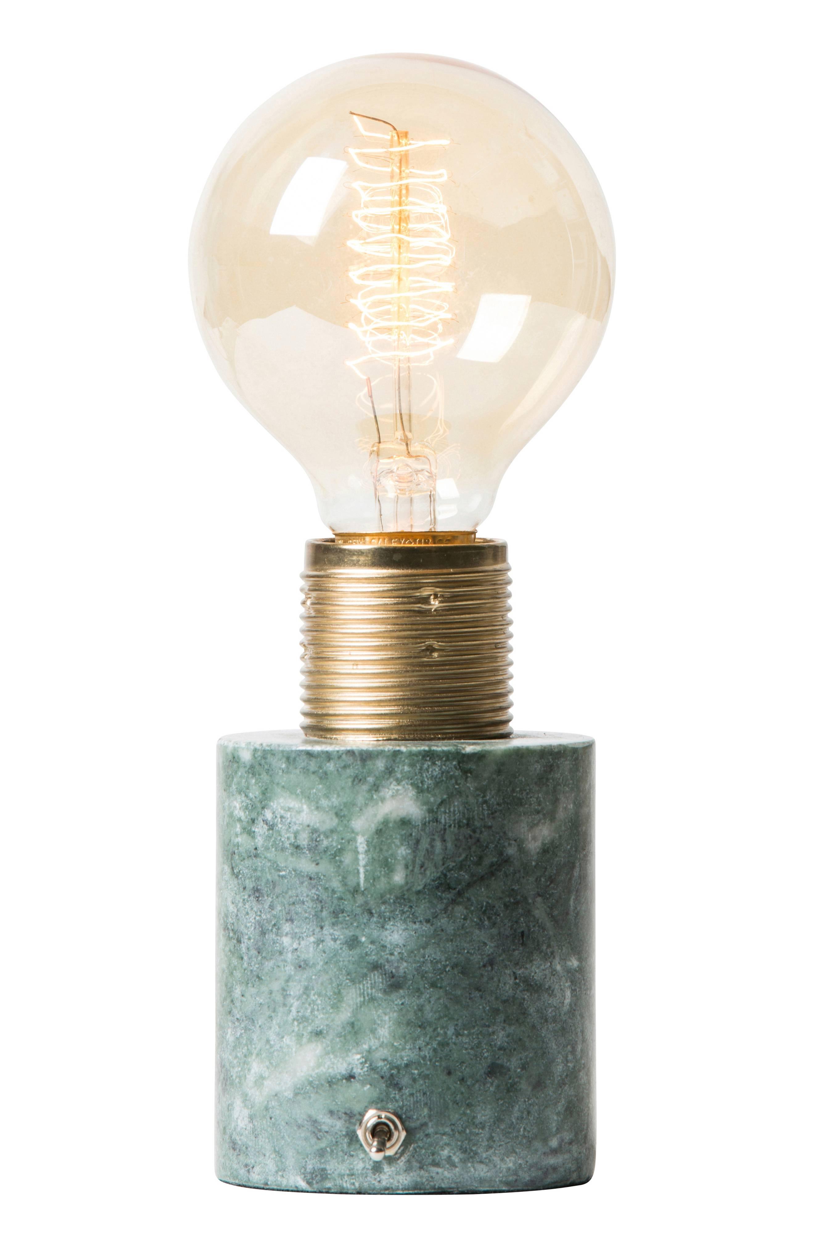 watt& VEKE Sten marble lampunjalka Vihreä Koti