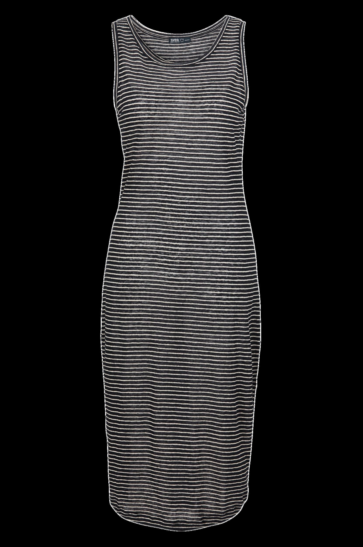 Linen Long Dress -mekko