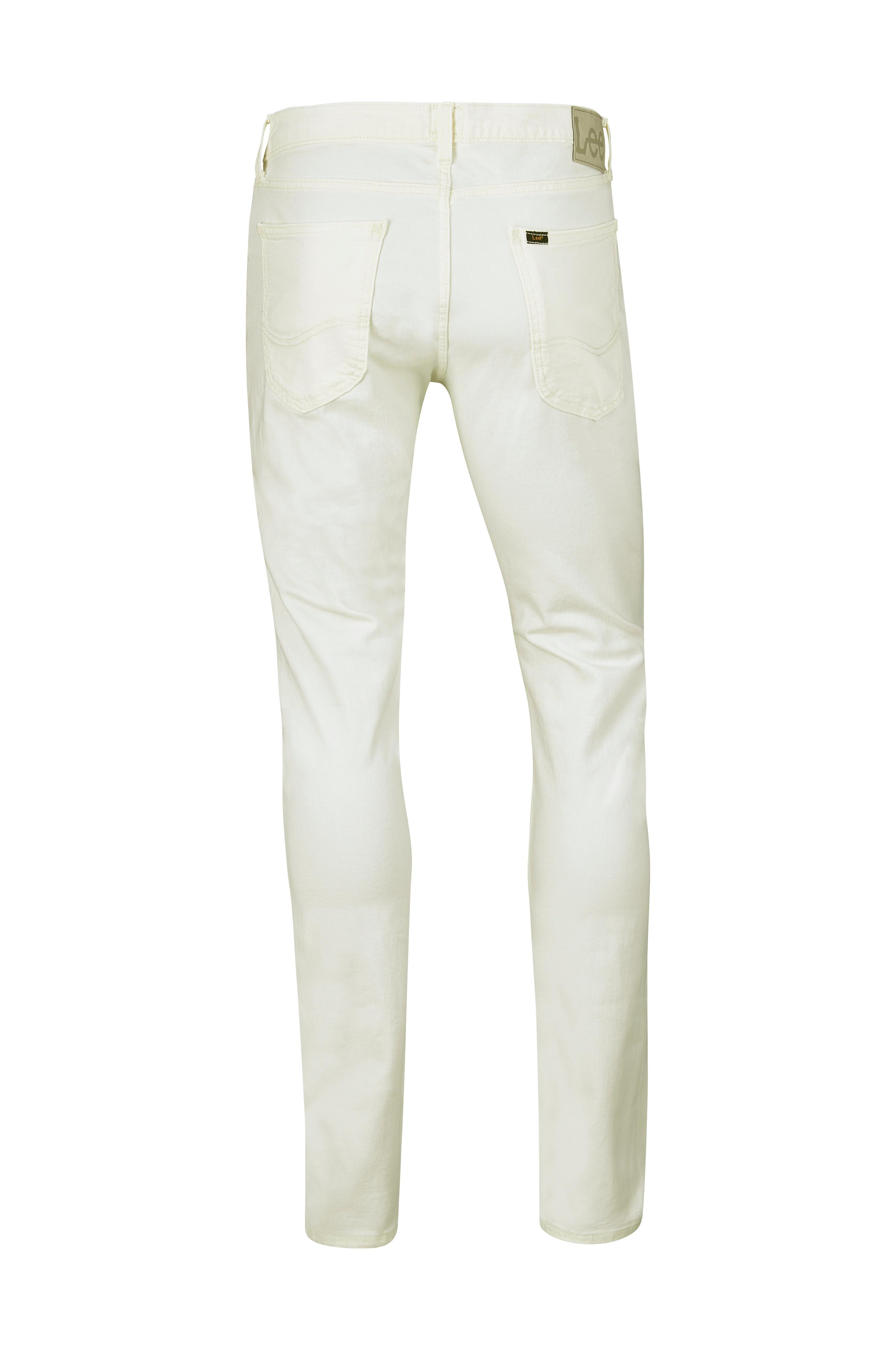 Lee LUKE - Jeans slim fit - black lead
