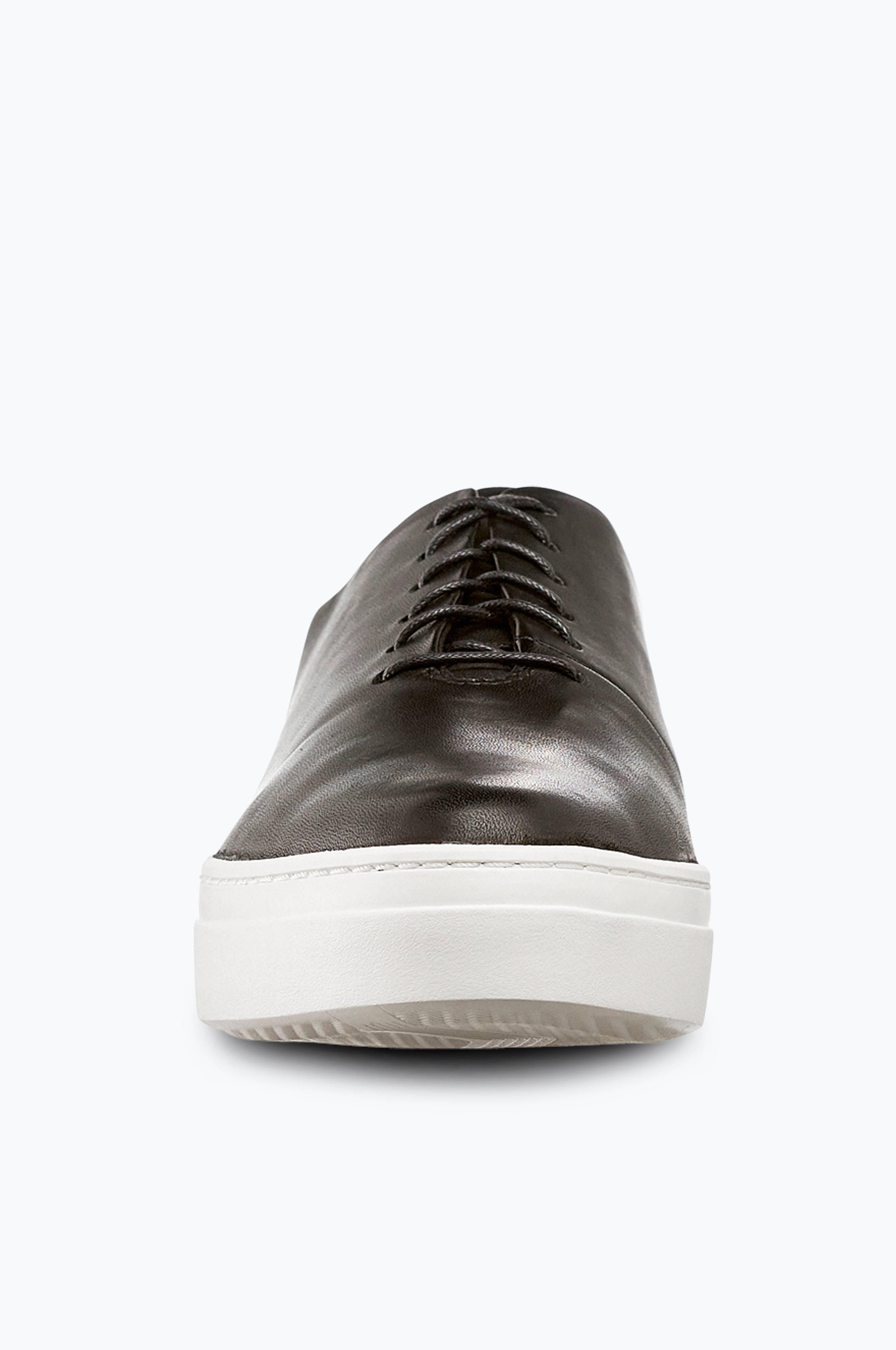 Vagabond Sneakers Camille i fint skinn Svart Dame Ellos.no