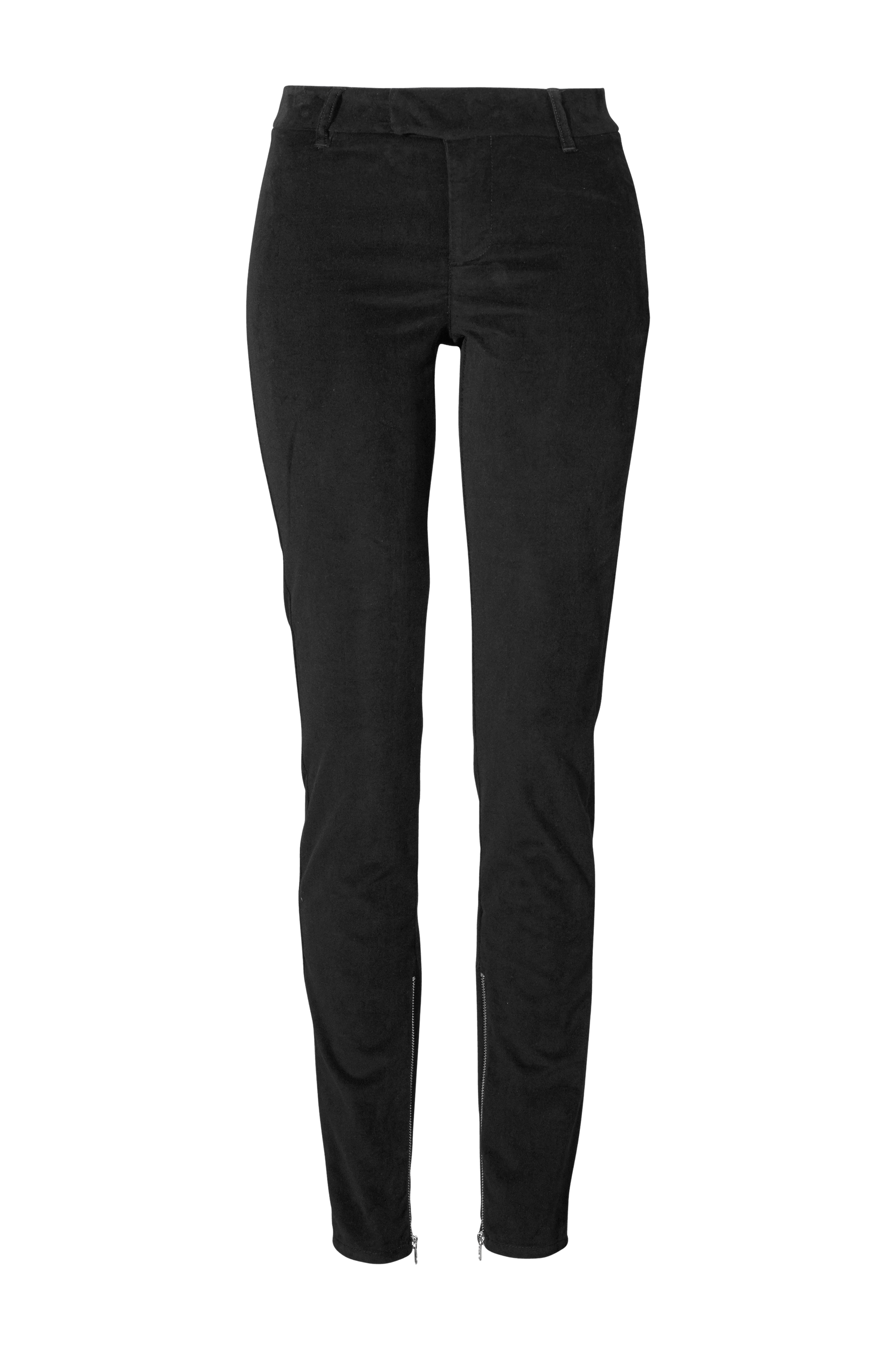 Cord Jilly -housut, slim fit