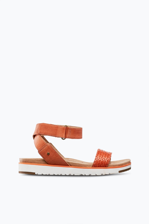 Sandaler Laddie UGG Australia Sandaler & sandaler med hæl til Kvinder i Orange