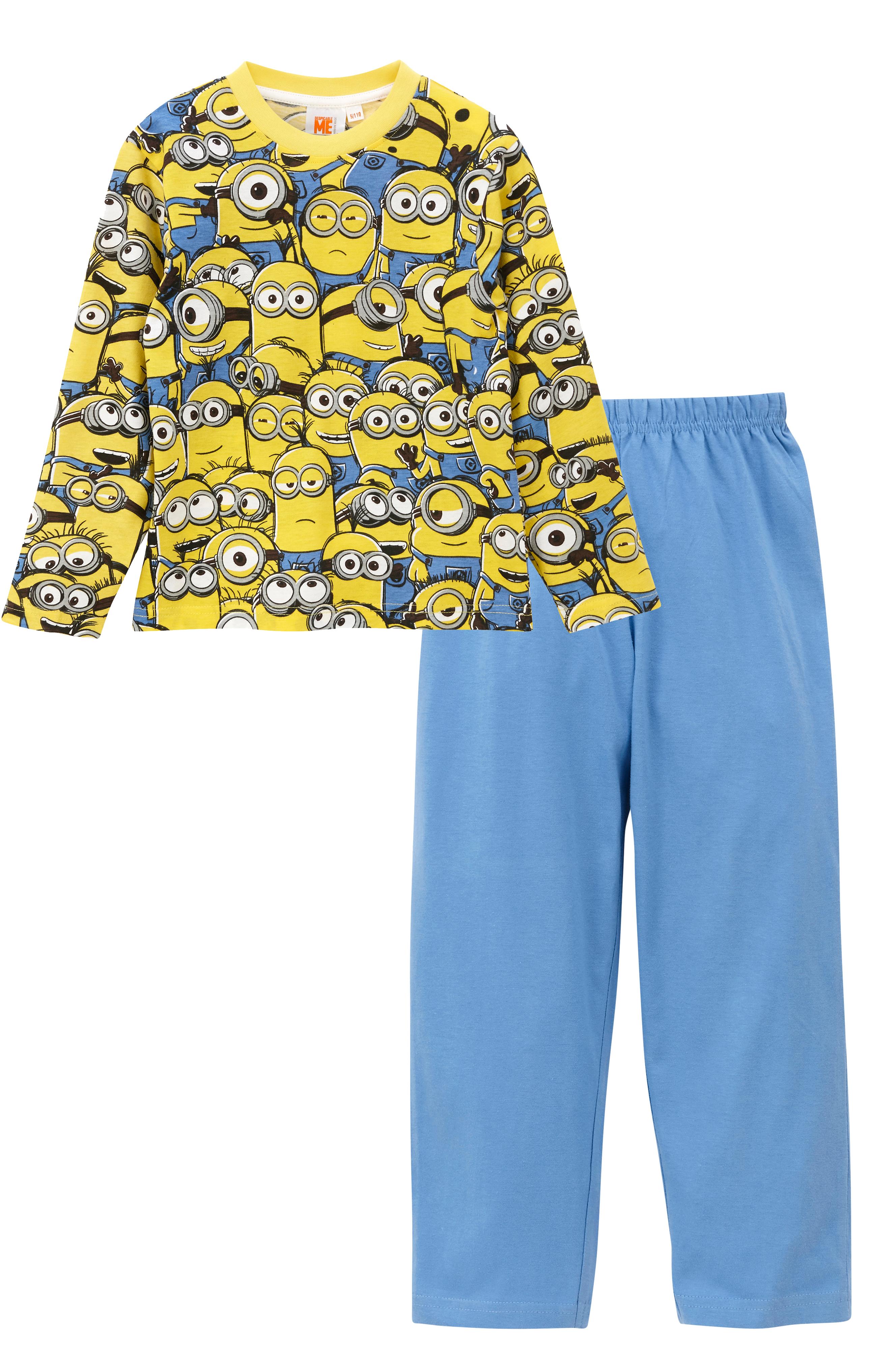 Minions Pyjamas Minion - Blå - Barn - Ellos.no d9fafac08881a