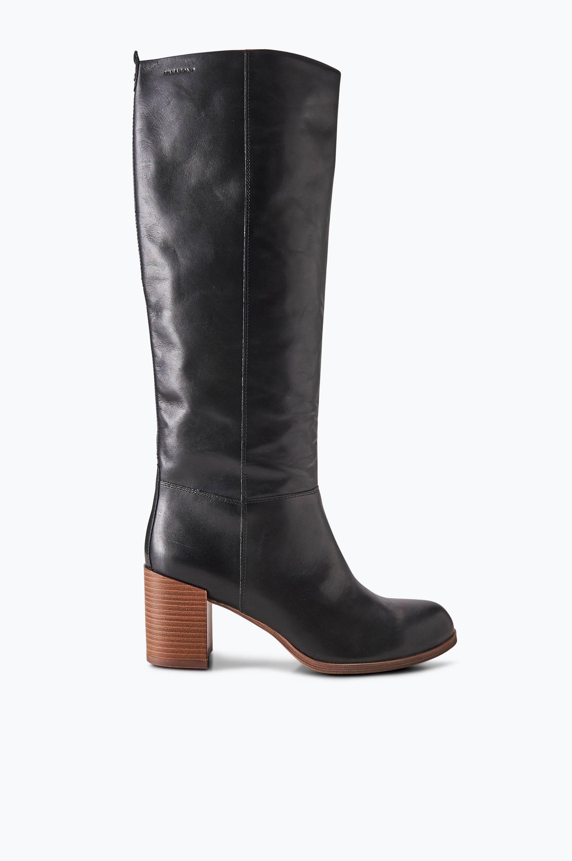 Støvler Anna Vagabond Støvler til Kvinder i Sort