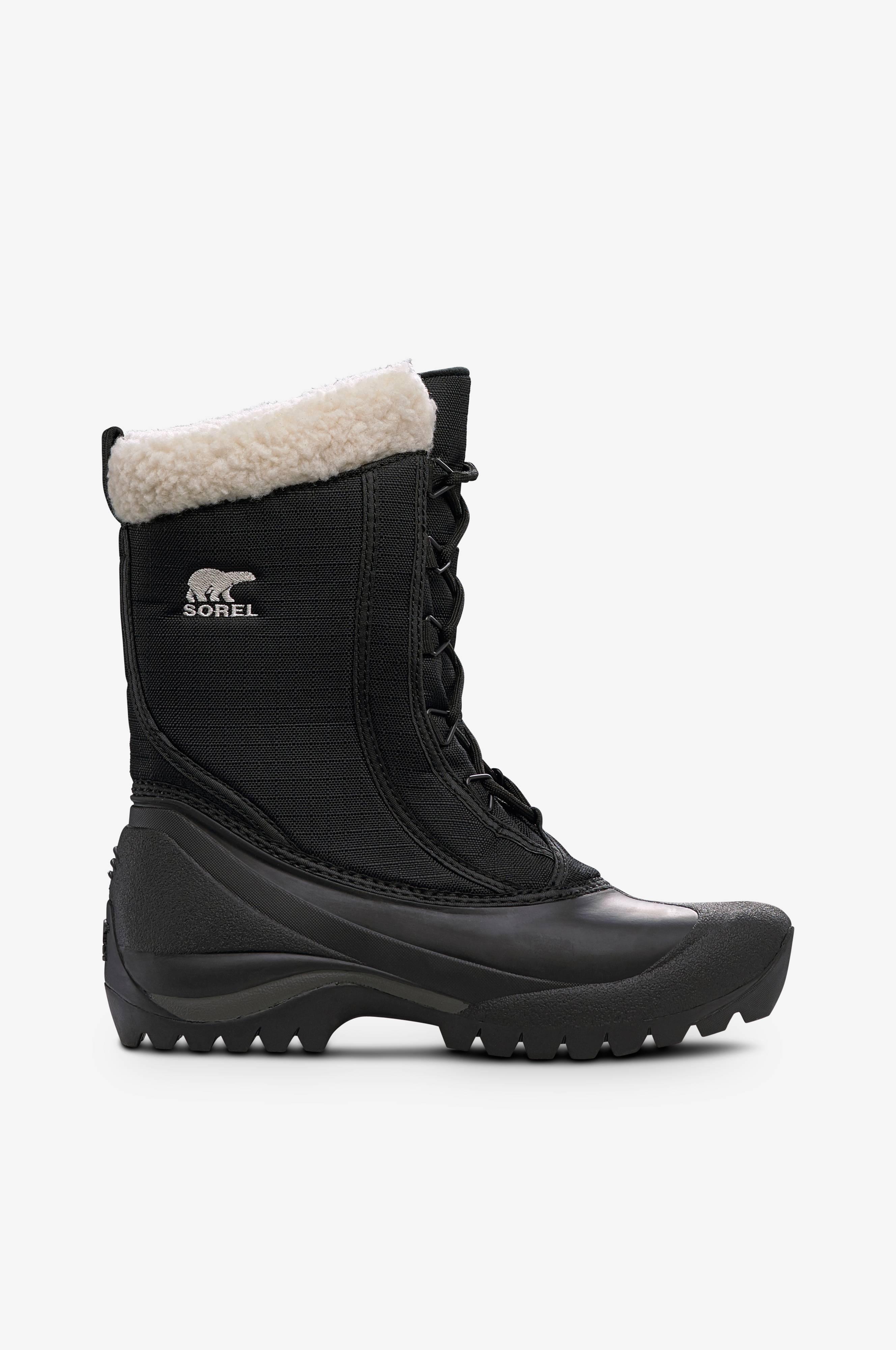 Sorel Boots Cumberland Svart Dame Ellos.no