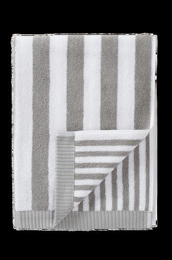 Kaksi raitaa -käsipyyhe 50x100 cm