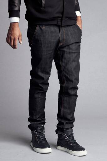 The Denim Chino