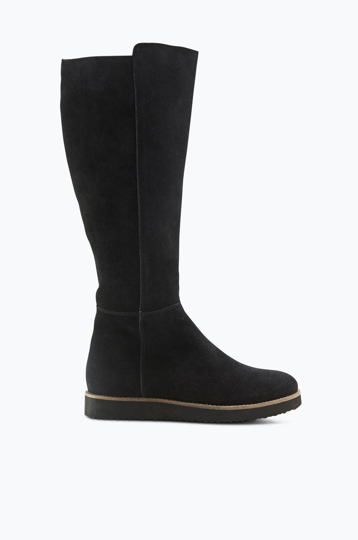 Støvler Sandy Ellos Støvler til Kvinder i Sort
