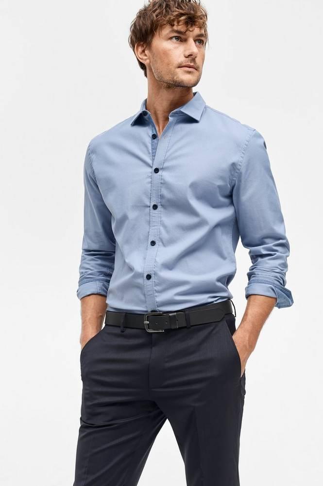 Ellos Skjorte i fin bomuldskvalitet