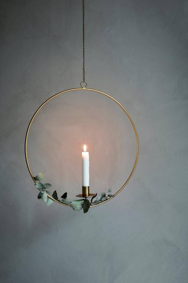 Bilde av Hengende lysestake Minoo