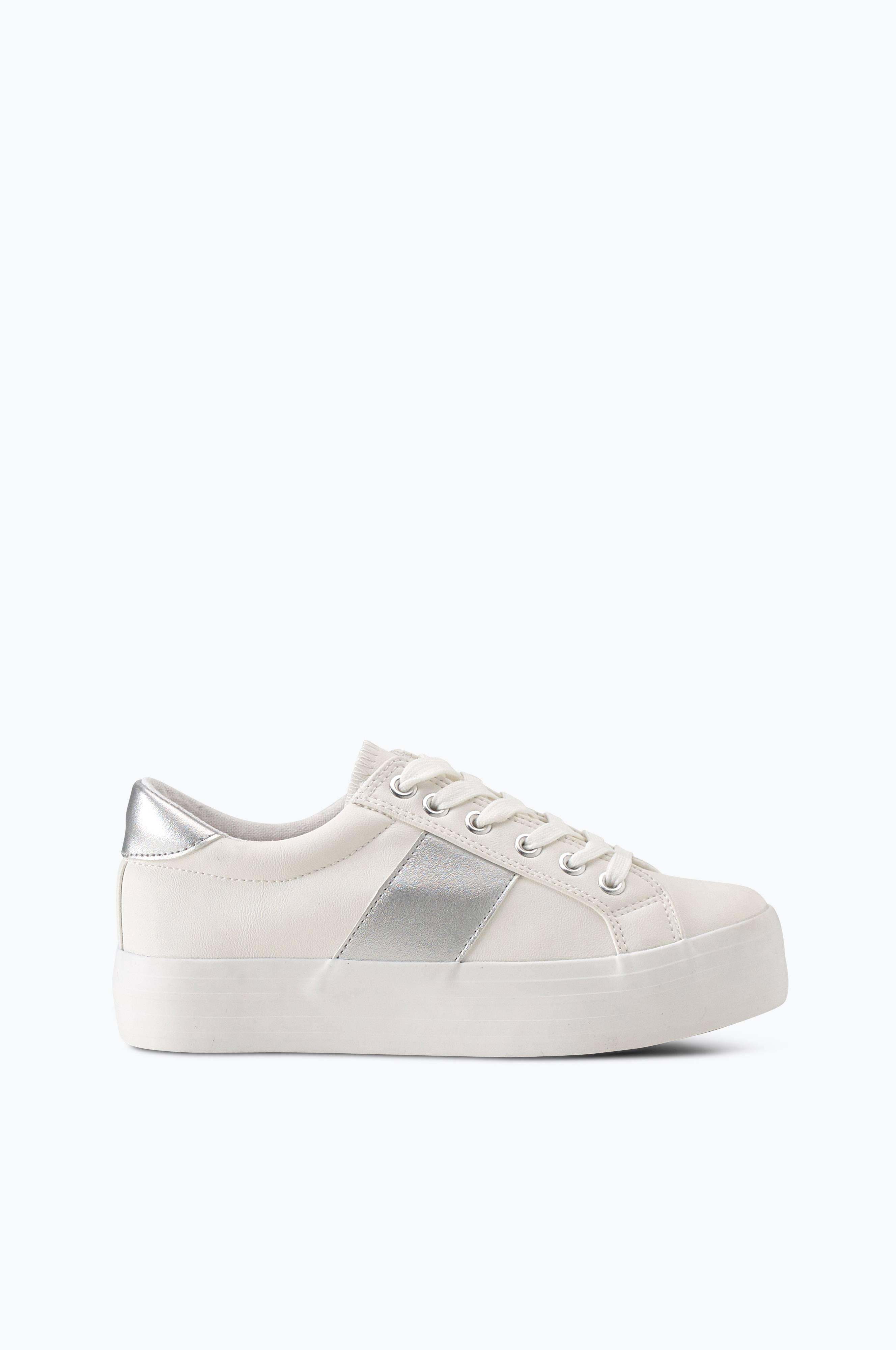 Ellos Shoes Sneaker Barbro Lace Up med platå Dam Ellos.se
