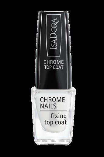 Chrome Nails Fixing Top Coat 6ml