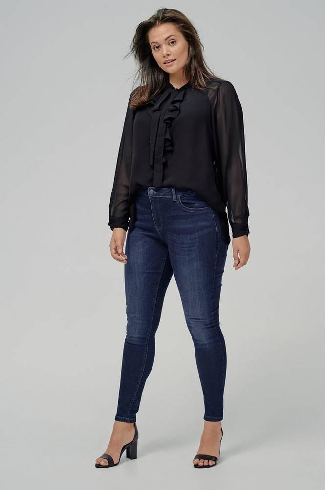 Zizzi Jeans Amy, super slim