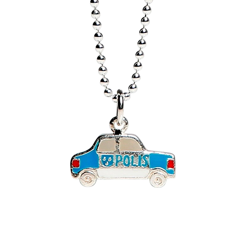 Halskæde – Politibil Kalas Accessories til Børn i
