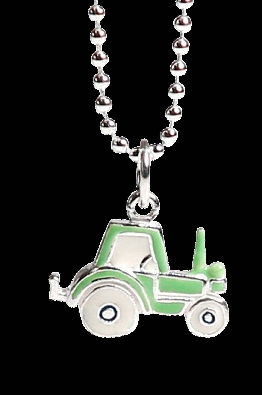 Halskæde Traktor Kalas Accessories til Børn i