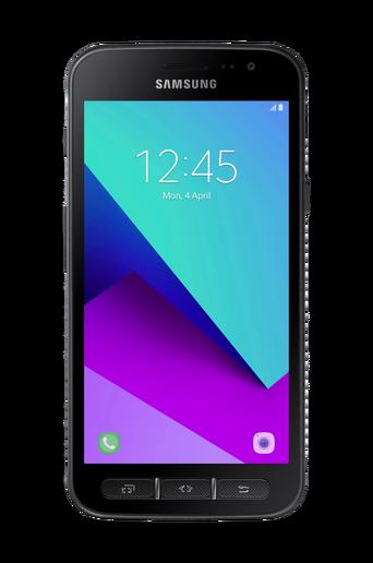 G390 Galaxy Xcover 4 Black