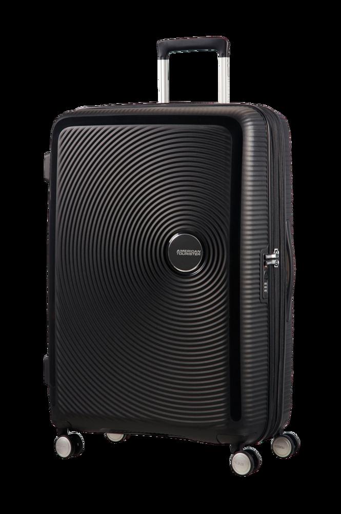 American Tourister Soundbox Spinner 77 Sort