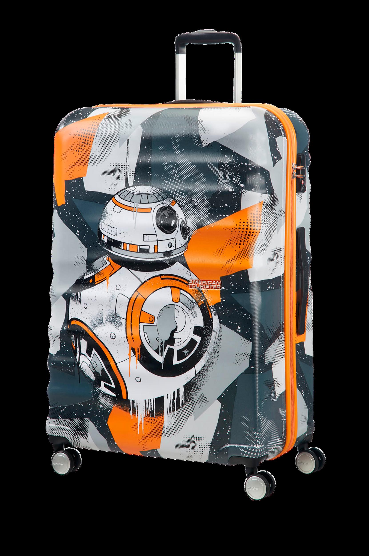 Starwars BB-8 Spinner 77 American Tourister Accessories til Børn i
