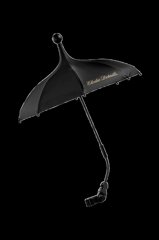 Stroller-auringonvarjo - Brilliant Black
