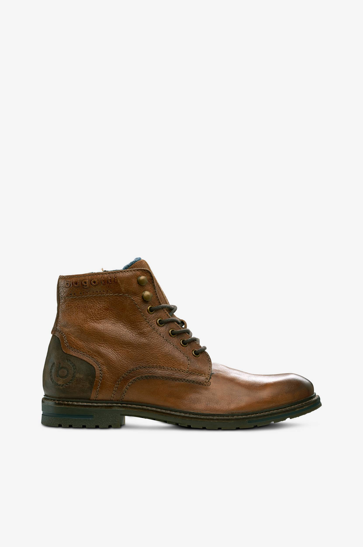 Kingdom-kengät nahkaa