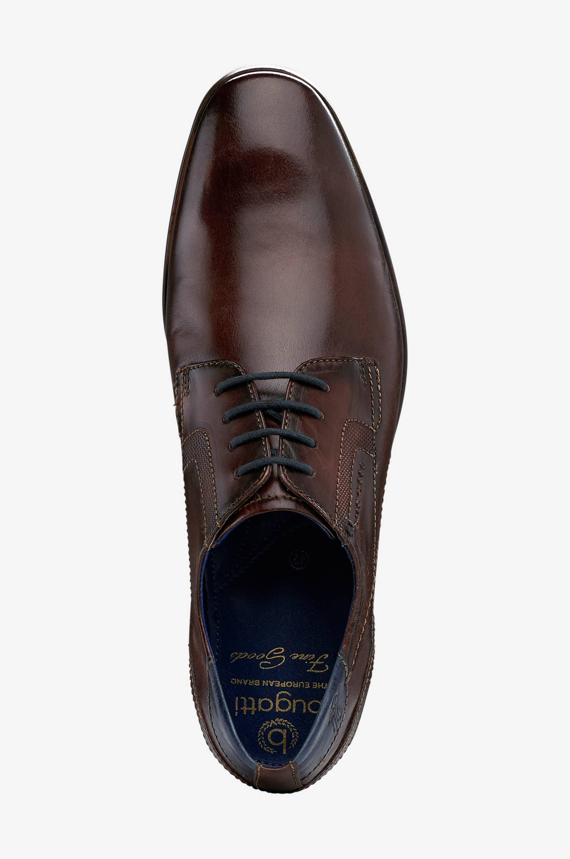 Matalakantaiset Refito-kengät nahkaa
