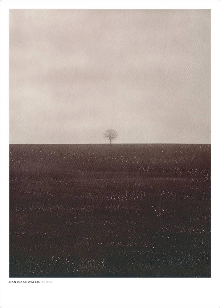 Alone-juliste 50x70 cm