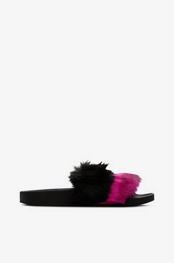 Pink Fur -tohvelit