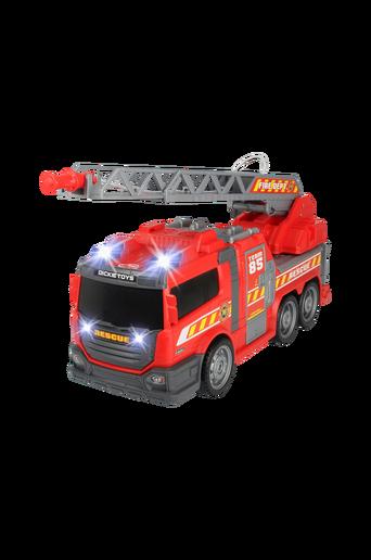 Paloauto, jossa äänet ja valot