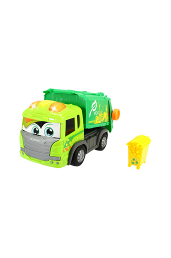 Scania-jäteauto