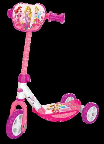3-pyöräinen potkupyörä roosa